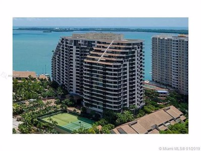 520 Brickell Key Dr UNIT A901, Miami, FL 33131 - #: A10605492