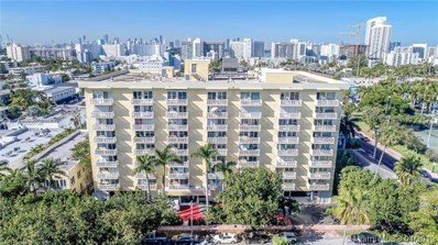 1020 Meridian Ave UNIT 316, Miami Beach, FL 33139 - #: A10605788