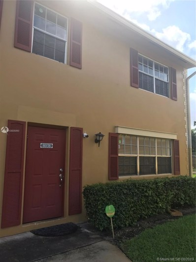 8038 SW 18 Ct UNIT 6, Davie, FL 33324 - MLS#: A10605860