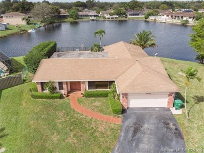 8721 Sw 51st St., Cooper City, FL 33328 - MLS#: A10606134