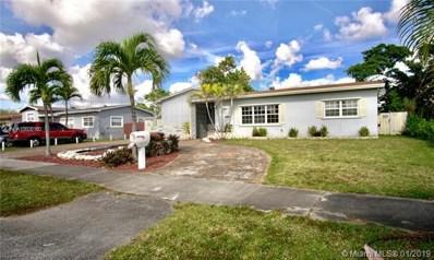 1371 NW 198th St, Miami Gardens, FL 33169 - #: A10606160