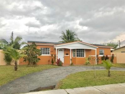 20122 NW 12th Ct, Miami Gardens, FL 33169 - #: A10606477