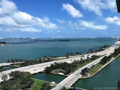 600 NE 36th St UNIT 2009, Miami, FL 33137 - MLS#: A10606502