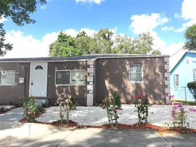 1537 NW 42nd St, Miami, FL 33142 - #: A10606799