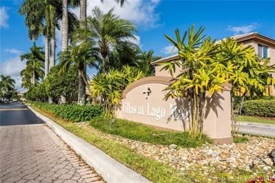 7492 SW 162nd Path UNIT 7492, Miami, FL 33193 - MLS#: A10607078