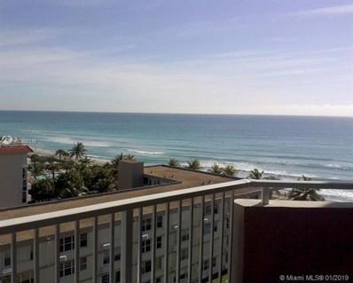 1950 S Ocean Dr UNIT 8D, Hallandale, FL 33009 - MLS#: A10607116
