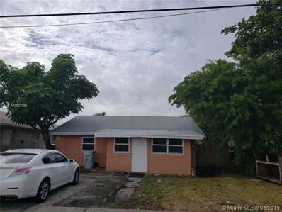 803 NW 4th Ave, Pompano Beach, FL 33060 - MLS#: A10607198