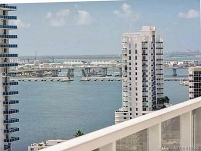600 NE 27th St UNIT 1101, Miami, FL 33137 - MLS#: A10607492