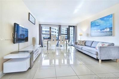 5225 Collins Av UNIT 407, Miami Beach, FL 33140 - MLS#: A10607542
