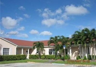 21245 NE 9th Ct UNIT 1, Miami, FL 33179 - #: A10608429