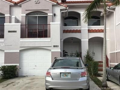 10110 SW 154th Cir Ct UNIT 105-1, Miami, FL 33196 - #: A10608982