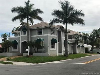 851 N 11th Ave, Hollywood, FL 33019 - MLS#: A10609422