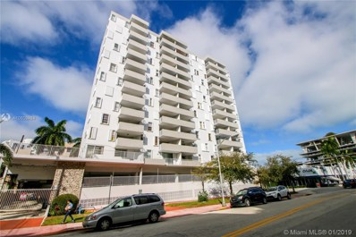 1331 Lincoln Rd UNIT 1105, Miami Beach, FL 33139 - MLS#: A10609484