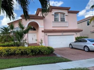 1034 NW 184th Way, Pembroke Pines, FL 33029 - #: A10609630
