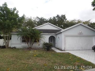 3061 Salinas Way, Miramar, FL 33025 - #: A10609972
