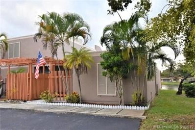 1576 NW 113th Way UNIT 1576, Pembroke Pines, FL 33026 - MLS#: A10610574