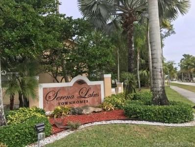 13913 SW 176th Ln UNIT 13913, Miami, FL 33177 - MLS#: A10611193