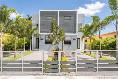 2881 SW 34th Ave UNIT 2881, Miami, FL 33133 - MLS#: A10611555