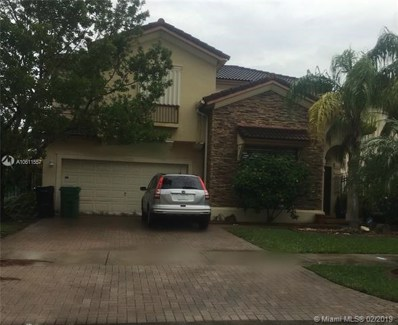 5065 SW 165th Ave, Miami, FL 33185 - #: A10611557