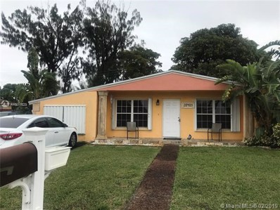 20403 NW 22nd Pl, Miami Gardens, FL 33056 - MLS#: A10611629