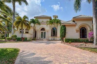 6288 NW 92nd Ave, Parkland, FL 33067 - MLS#: A10611729