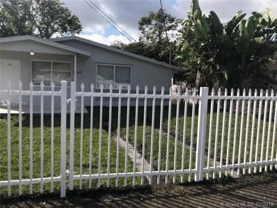 1820 NW 70th St, Miami, FL 33147 - MLS#: A10611733