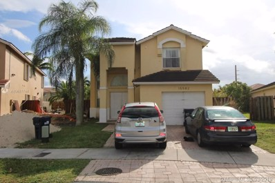 15582 SW 148th Ter, Miami, FL 33196 - MLS#: A10611744