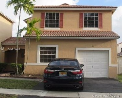 883 SW 179th Ave UNIT 0, Pembroke Pines, FL 33029 - #: A10612281