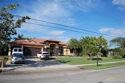 15191 SW 20th St, Davie, FL 33326 - MLS#: A10612823
