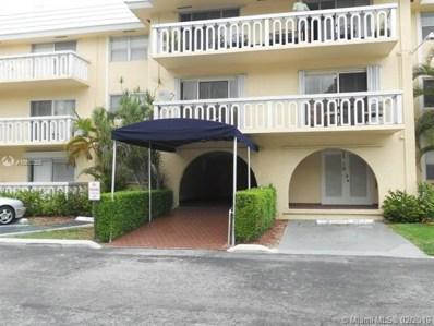 100 Edgewater Dr UNIT 234, Coral Gables, FL 33133 - MLS#: A10613365