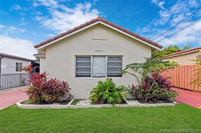 2640 SW 33rd Ct, Miami, FL 33133 - MLS#: A10614618
