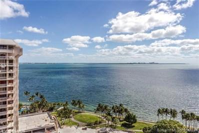 2 Grove Isle Dr UNIT B1707, Miami, FL 33133 - #: A10614644