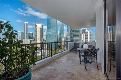 1581 Brickell Ave UNIT 1207, Miami, FL 33129 - MLS#: A10614764
