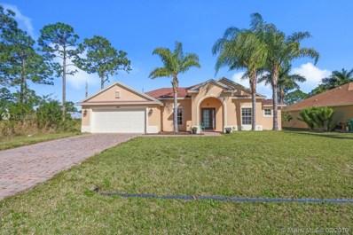 1857 SW Citation Ave, Port St. Lucie, FL 34953 - MLS#: A10615056