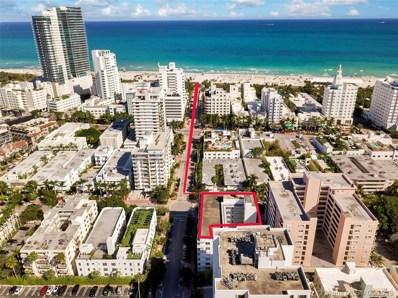 1776 James Ave UNIT 6B, Miami Beach, FL 33139 - MLS#: A10615161