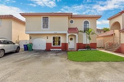 3445 Foxcroft Rd, Miramar, FL 33025 - MLS#: A10615186