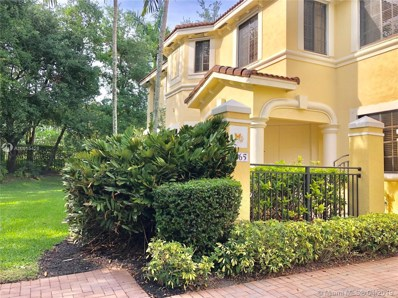 1665 Passion Vine Cir UNIT 19-1, Weston, FL 33326 - #: A10615428