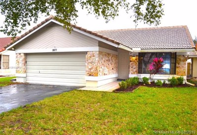 2877 NW 95th Ave, Coral Springs, FL 33065 - #: A10615491