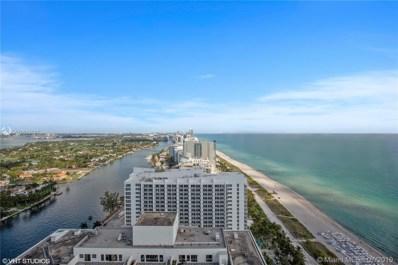 4779 Collins Ave UNIT 3408, Miami Beach, FL 33140 - #: A10615597