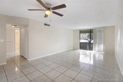 2840 Somerset Dr UNIT 103M, Lauderdale Lakes, FL 33311 - #: A10615674