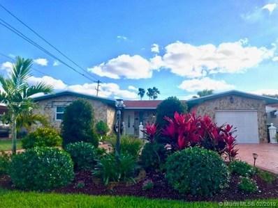 8760 NW 13th St, Pembroke Pines, FL 33024 - #: A10615725