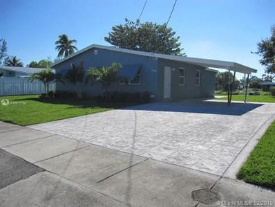 3848 SW 33rd Ct, West Park, FL 33023 - MLS#: A10615768