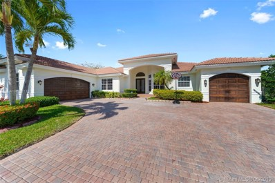 14835 SW 37th St, Davie, FL 33331 - MLS#: A10615813