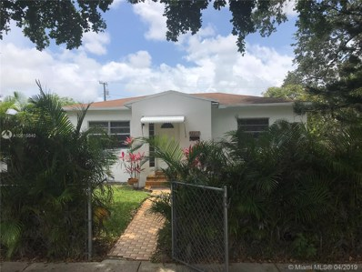 12215 NE 12th Pl, North Miami, FL 33161 - #: A10615840