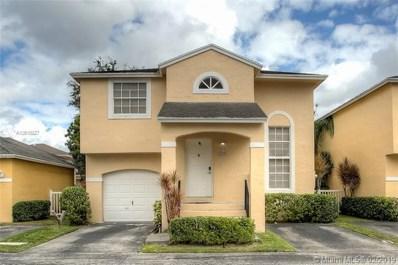 12013 NW 13th St, Pembroke Pines, FL 33026 - #: A10615927
