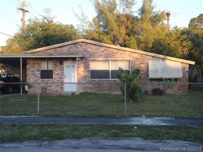 1080 NW 25th Way, Fort Lauderdale, FL 33311 - MLS#: A10616087