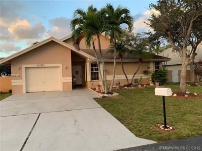 20521 NW 7 St, Pembroke Pines, FL 33029 - MLS#: A10616199