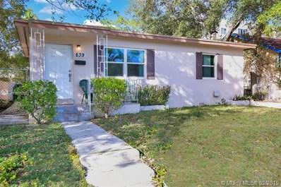 639 NE 62nd St, Miami, FL 33138 - MLS#: A10616255