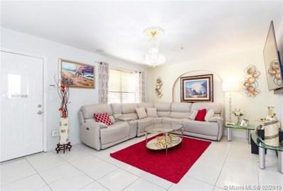 3861 SW 31st Ct, West Park, FL 33023 - MLS#: A10616595