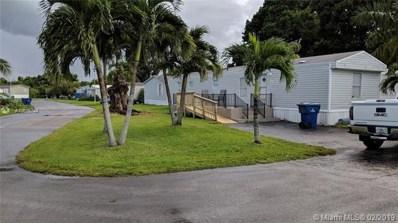 35250 SW 177th Ct Unit#132, Florida City, FL 33034 - MLS#: A10616744